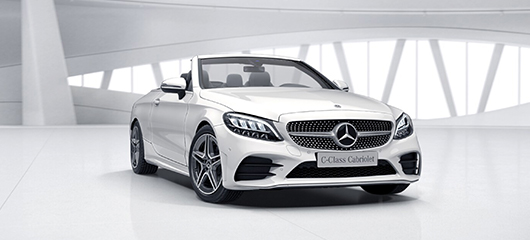 Approved Used C-Class Cabriolet