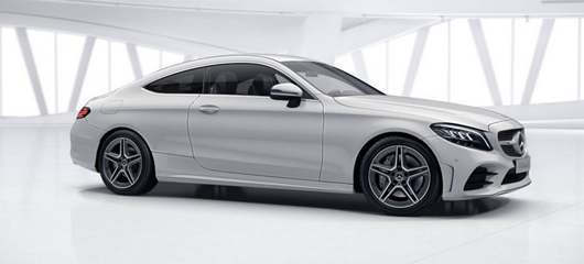 Approved Used C-Class Coupé